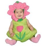 Disfraz Para Niña Viste A América Del Bebé De La Flor Deslu