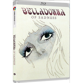 Blu-ray Belladonna Of Sadness (import) Novo Lacrado