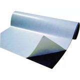 Rolo 3 Metros Manta Iman Magnética Adesivada 0,03mm Fermag