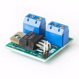 Modulo Controle Velocidade Pwm Motor Dc Corrente Continua