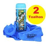 Kit 2| Toalhas Magica | Fixxar 66x43cm Lavar Carro Lava Jato