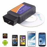 Scanner Elm 327 Bluetooth Auto Escaner Obd2 Multimarca As105