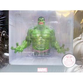 Hulk Busto Miniatura Oficial Marvel Planeta Agostini