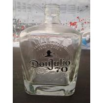 Tequila Don Julio 70 Botella Usos Varios - Changoosx