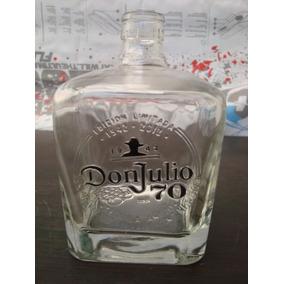 Tequila Don Julio 70 Botella Usos Varios Vacia * Changoosx