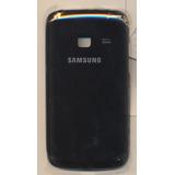 Tampa Bateria Samsung S6102 Galaxy Y Duos Preto Liso Origina