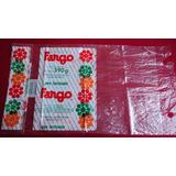 Antigua Bolsa De Pan Lactal Fargo Vacia Retro Coleccion 90