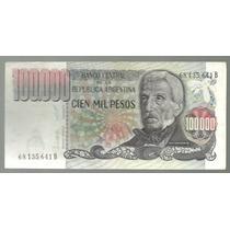 Argentina 100000 Pesos Argentinos Bot 2504a
