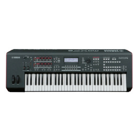 Teclado Sintetizador Yamaha Moxf6   Original   Garantia   Nf