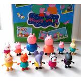 Set De Figuras De Peppa Y Sus Amigos 5 Figuras Blister