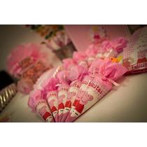 Candy Box 120 Golosinas Personalizadas Mesas Dulces Souvenir