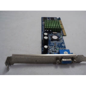 Placa De Video Agp Pine Dv S04a Sis 315e 32mb Ddr