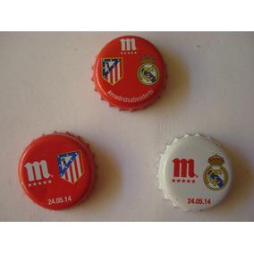 3 Fichas De España Atletico Y Real Madrid Dificiles