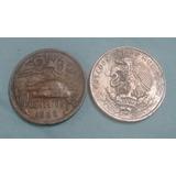 Moneda De 20 Centavos 1966