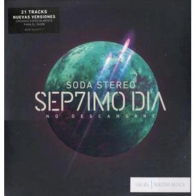 Vinilo Sep7imo Dia (2 Lp) - Soda Stereo