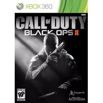 Cod Black Ops 2 Entrega Instantanea Para Xbox 360
