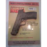 Revista Magnum 217 Pistola Bersa 38 Cc S&w Militar Cal 45