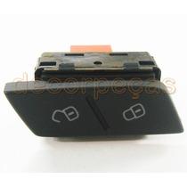 Interruptor Botão Trava Portas Fox Spacefox Crossfox 03/09