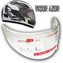Visor Casco Halcon Azor Motos Miguel