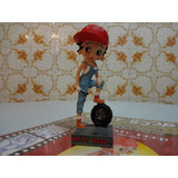 Boneca Betty Boop Mecânica Editora Salvat Com Fascículo