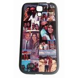 Capinha Capa Case Personalizada Com Fotos - Galaxy S3 E S4