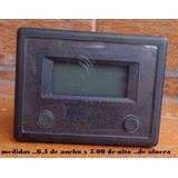 Reloj Hora Digital ,automotor Veglia Original