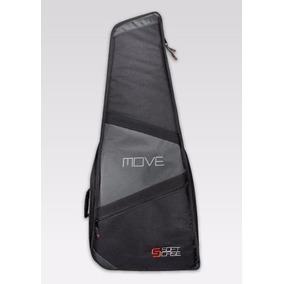 Capa Super Luxo Acolchoada Para Guitarra Soft Case Move
