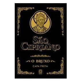 São Cipriano, O Bruxo - Capa Preta - 22ª Edição