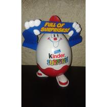Muñeco Kinder Surprise Ideal Coleccionar