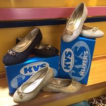 Zapato Chatita Balerina Fiesta Comunión Brillos Nena 27 A 36