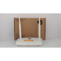 Modem Roteador Zyxel Oi Velox Wifi Com 2 Antenas