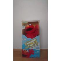 Juega Con Elmo (plaza Sésamo)