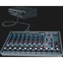 Consola Digital Edirol M-16dx 16 Canales Completamente Nueva