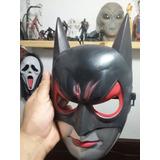 Mascara Batichica Batman Super Chica Heroes Disfraz Oferta