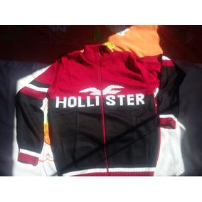 Suéter / Casaco Hollister De Lã - Original