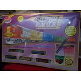 Tren Electrico Set Basico N 1/160