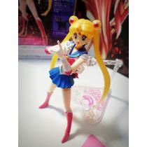 Sailor Moon Figura Articulada 16 Cm. Simil Figuarts Bandai