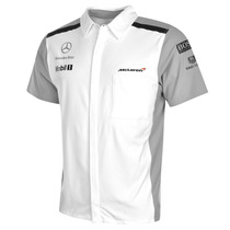 Camisa F1 Team Mclaren Official 2014 / Bajo Pedido_exkarg