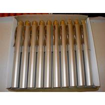 Kit 06 Porta Perfume Modelo Caneta 7ml Cor Prata