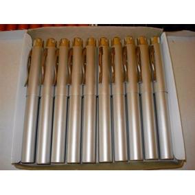 Kit 20 Porta Perfume Modelo Caneta 6ml Cor Prata