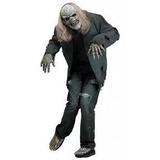 Disfraz Kit Zombie Adulto Americano De Vinilo Nuevo
