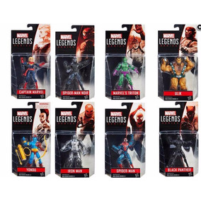 Marvel Universe Legends 3.75 Series Infinite Weve Completa
