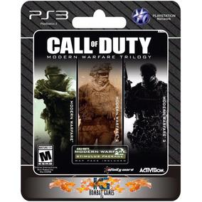 Trilogia Call Of Duty Modern Warfare [ Midia Digital Ps3 ] *