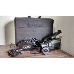 Filmadora Gradiente Gc-160c Format Vhs-c - Videomaker