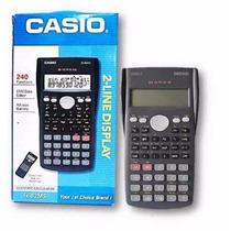 Calculadora Casio Fx-82ms 240 Funçoes Científica C/ Garantia