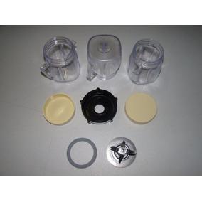 3 Mini Vasos Para Preparar Las Papillas Del Bebé Envio Grati