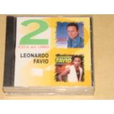 Leonardo Favio 2 Cd En 1 Nuevo Sellado