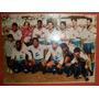 Antigua Fotografia Original Club Nacional Futbol 1992 20x 15