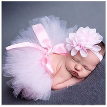 Faixa Tiara De Cabelo Flor Importada Bebê E Meninas