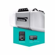 Merik 7511 Motor Operador Garaje Electrico + Riel + Envio